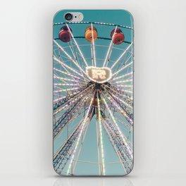 Ferris Wheel 7 iPhone Skin