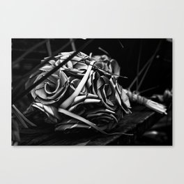 Shape & Bloom Canvas Print