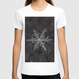 January Snowflake #6 T-shirt