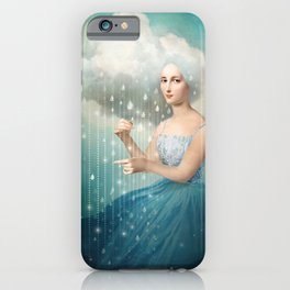 Melody of Rain iPhone Case