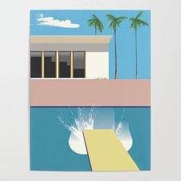 Swimming Pool, Poster