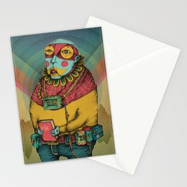 Holy Clown Stationery Cards