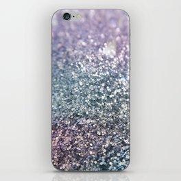 Glitter Sparkles iPhone Skin