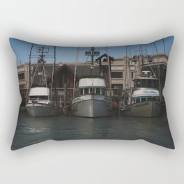 Down by the Bay Rectangular Pillow