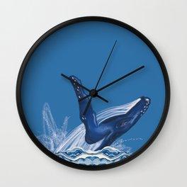 Puerto Lopez Wall Clock