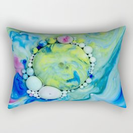 Bubbles-At - Gazer Rectangular Pillow