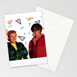 Bill and Ted Stationery Cards