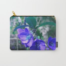 Floreal Carry-All Pouch