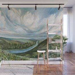 Tennessee River Wall Mural