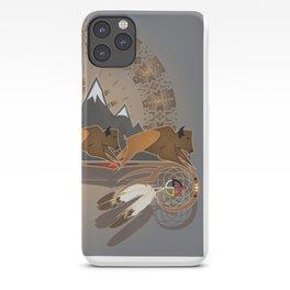 Native American Indian Buffalo Nation iPhone Case