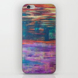 The Colorman. iPhone Skin