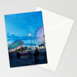 Calgary Stampede Midway  Stationery Cards