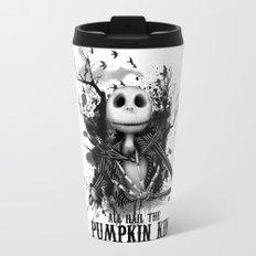 All Hail the Pumpkin King Travel Mug