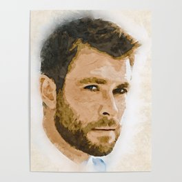A Tribute to CHRIS HEMSWORTH Poster