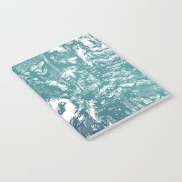 Inky Shadows - Blue edition Notebook