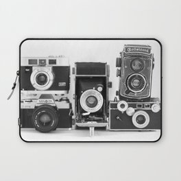 Vintage Camera Collection Laptop Sleeve