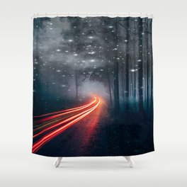 Dreamy Forest ΙΙΙ Shower Curtain
