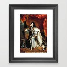Loubrie le XIV Framed Art Print