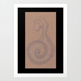 Specimen #2b (roly) Art Print