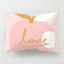 Abstraction_LOVE_BITE Pillow Sham