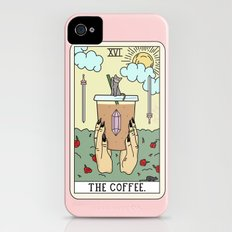 COFFEE READING iPhone (4, 4s) Slim Case