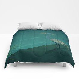 Camouflage: The Crane Comforters