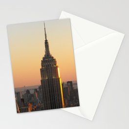 Empire Dawn Stationery Cards