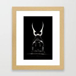 武士道 - Bushido. Framed Art Print