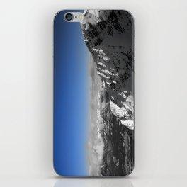 The Valley Below iPhone Skin