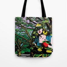 Without past Tote Bag