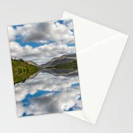 Lake Padarn Snowdonia Stationery Cards