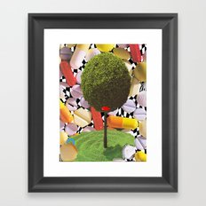 treeism Framed Art Print