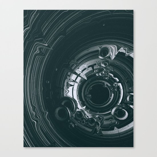 CRYPTOCURRENCY (everyday 06.16.17) Canvas Print