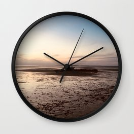 Postcards from Cape Cod Wall Clock