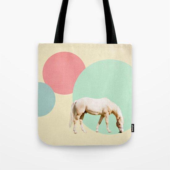 Mr. Horse Tote Bag