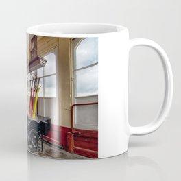 Railway signal box Coffee Mug