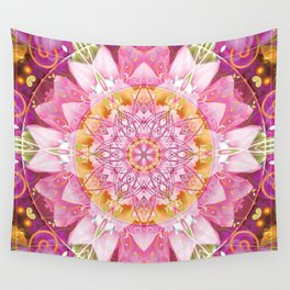 Mandalas from the Voice of Eternity 26 Wall Tapestry