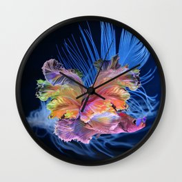Just Fantasy Wall Clock