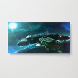 Journey home Metal Print