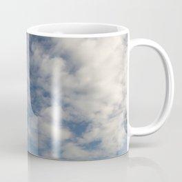 Melbourne Sky FLY 09/09/2017 10:31:31 38.36/144.89 Coffee Mug
