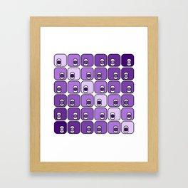 ACE HIGH 3 Framed Art Print