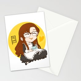 Mystic Messenger - Jaehee chibi Stationery Cards