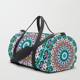 Tribal Mandala G405 Duffle Bag