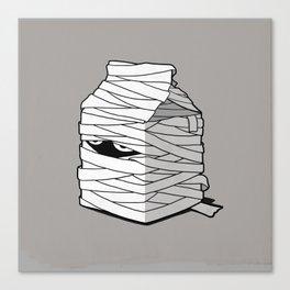 Very Long Life Milk Canvas Print