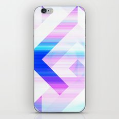 Cosmic Overtones iPhone & iPod Skin