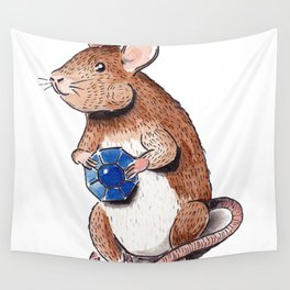 Ratty Wall Tapestry