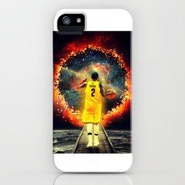 Separate Myself iPhone Case