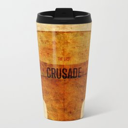 Crusade (aged) Metal Travel Mug