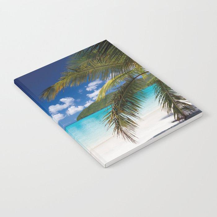 Tropical Shore Notebook
