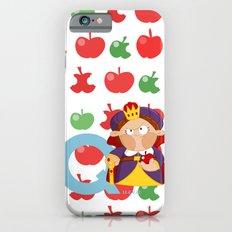 q for queen iPhone 6s Slim Case
